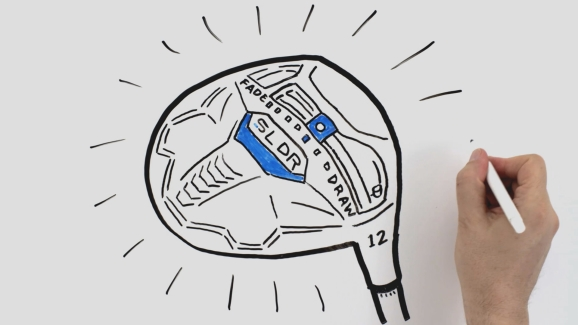 SLDR Driver Whiteboard TV Spot