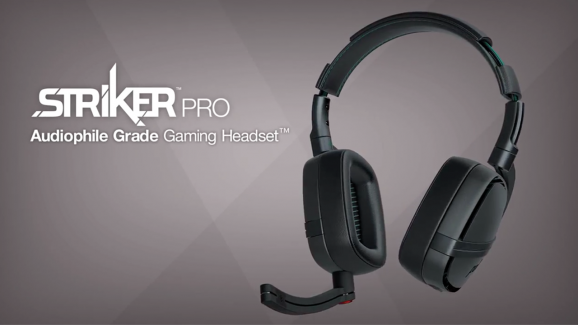 Striker Pro Gaming Headset