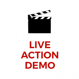 Live Action Demo