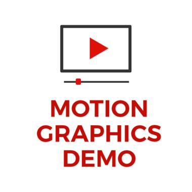 Motion Graphics Demo