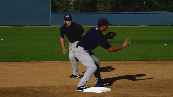 Baseball Instructional: Double Play