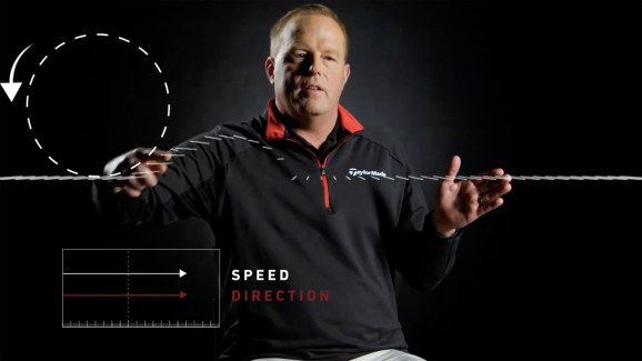 TaylorMade – Spider Putter Pure Roll Technology